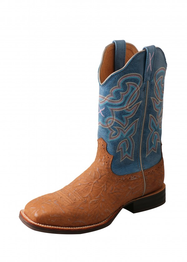 WOMENS BLUE RUFF STOCK