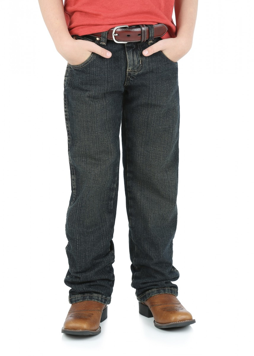 BOYS RETRO RELAXED STRAIGHT JEAN