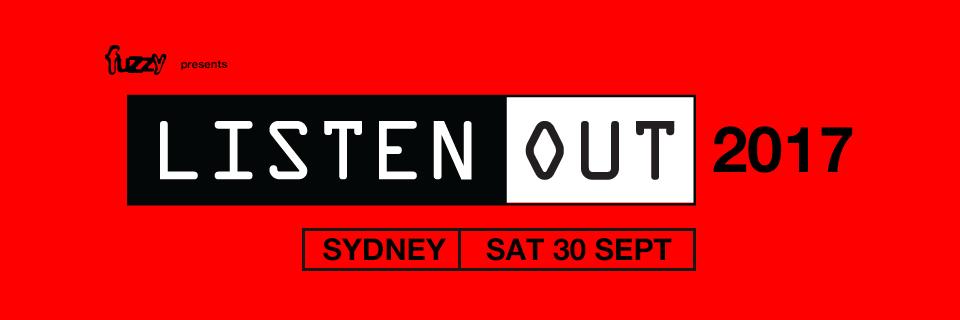 2017 Listen Out Sydney