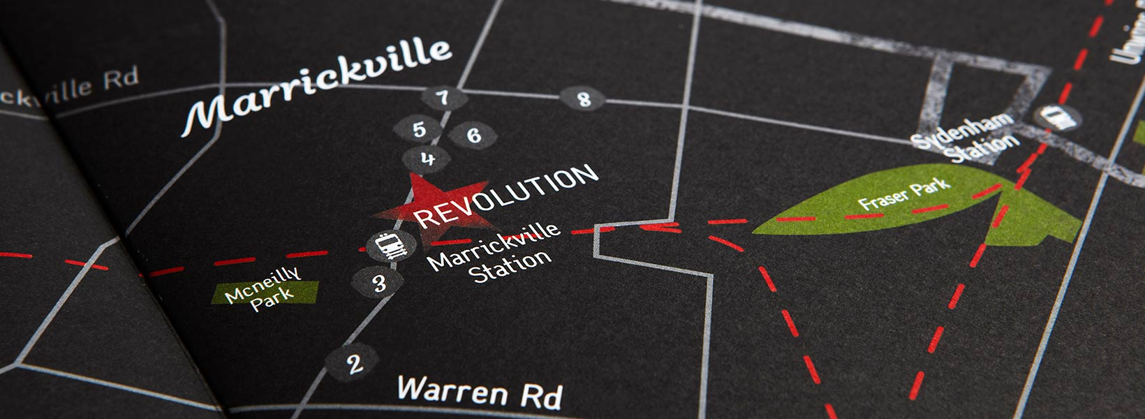 Marrickville Revolution