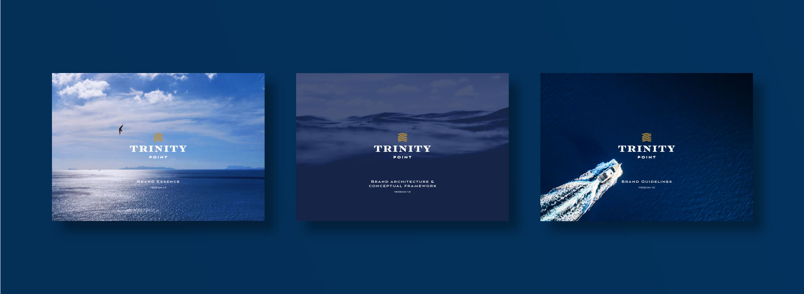 Trinity Point – 'Above & Beyond'