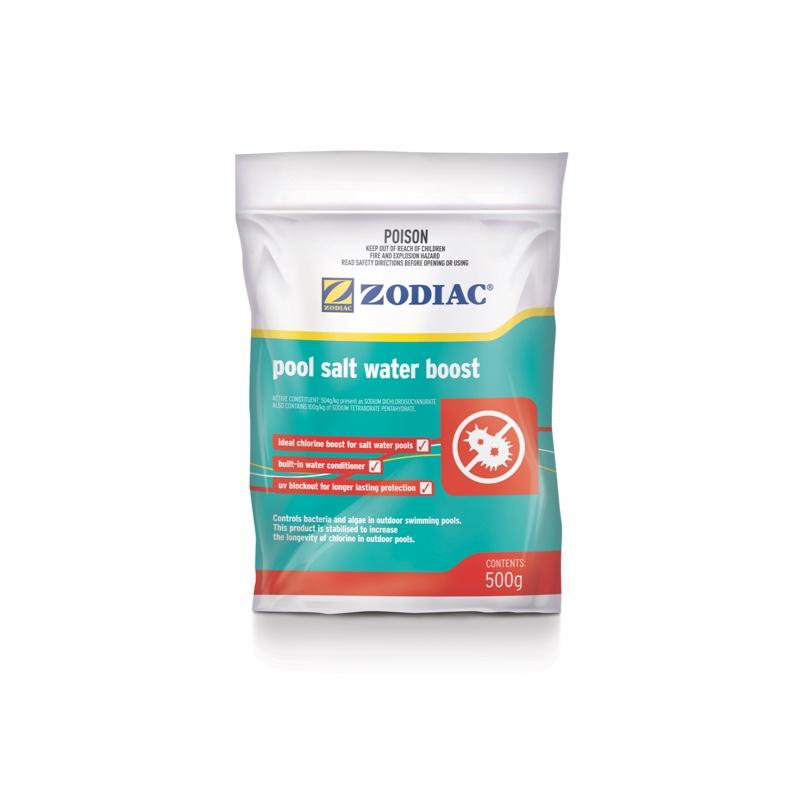Pool Salt Water Boost