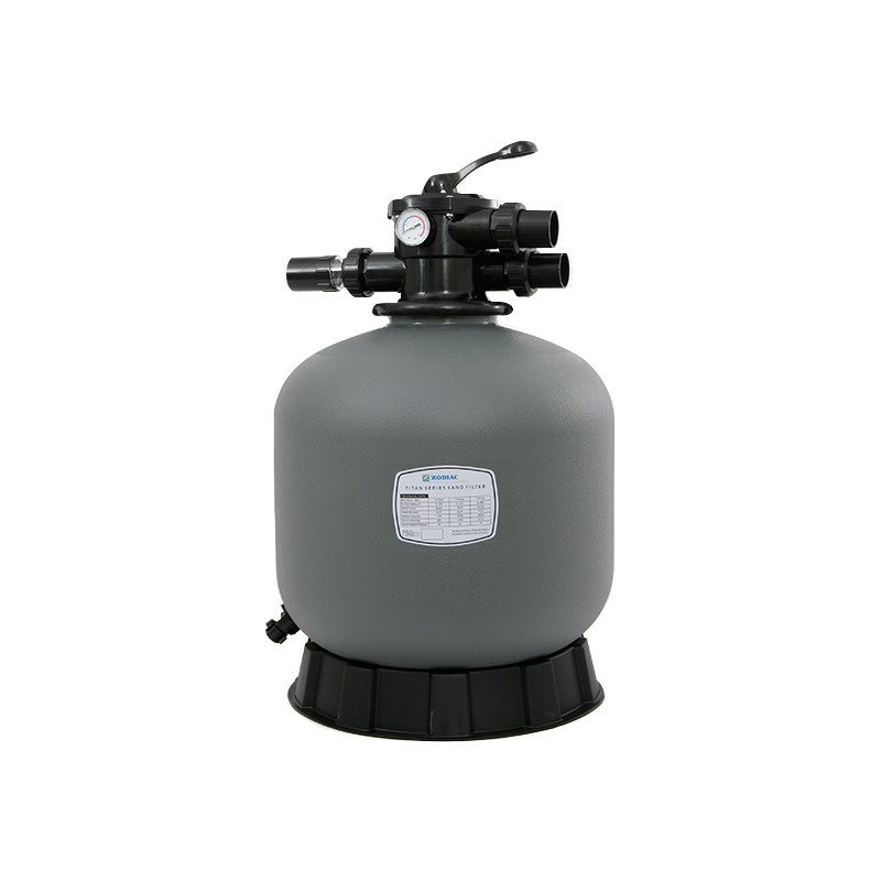 Titan Series Thermoplastic Sand Pool Filters
