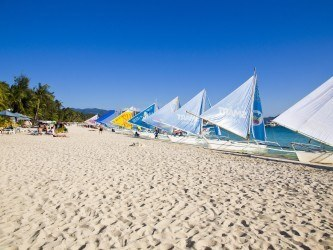 Philippine beaches