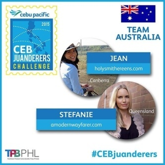 We're gearing up for Team Oz! Go @jeanholysmithereens @amodernwayfarer challenge of @cebupacificair
