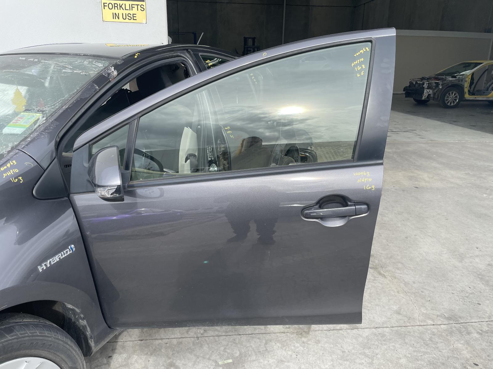 View Auto part Left Front Door Toyota Prius 2017