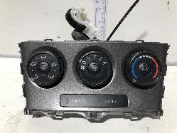 View Auto part Heater/Ac Controls Toyota Corolla 2007