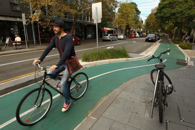 Sydney Cycleways Continue To Polarise Community