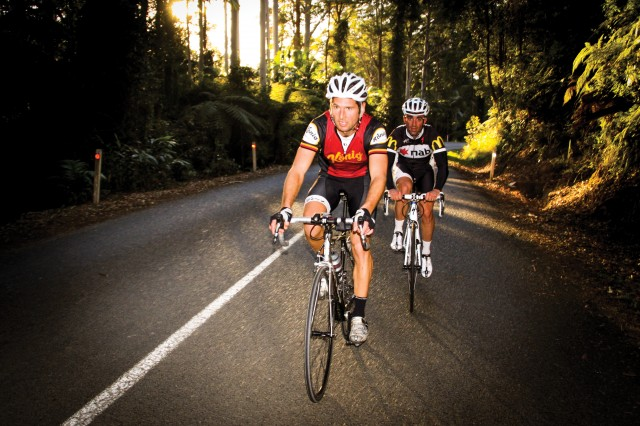 Coffs Coast Cycle Challenge - Ulong Hill Climb