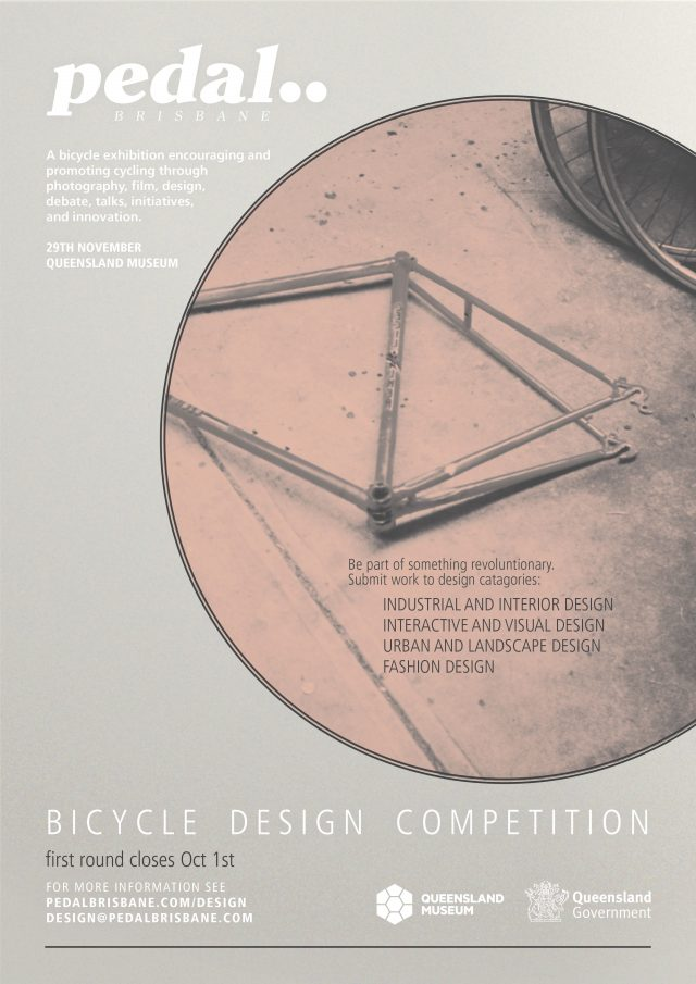 Pedal Design poster
