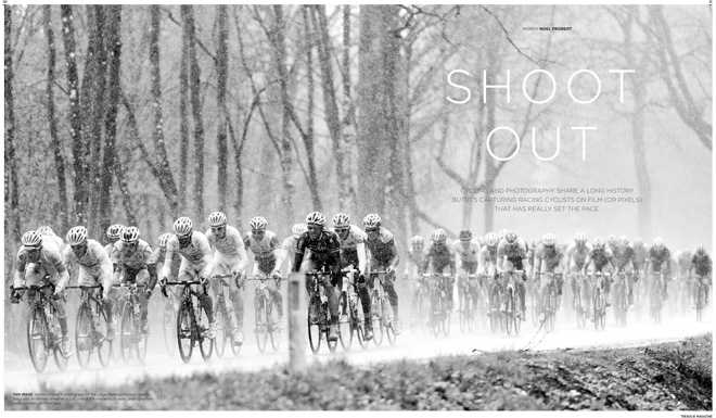 Issue 13 Treadlie Magazine December 2013 Cycling Photography