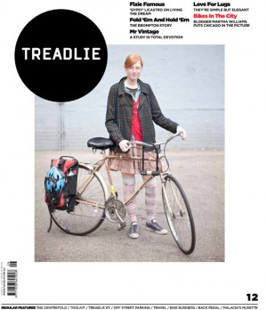 Treadlie Magazine Issue 12 September 2013