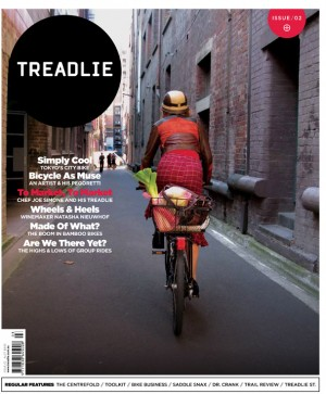 Treadlie Magazine Issue 2 March 2011