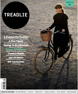 Treadlie Magazine Issue 3 June 2011