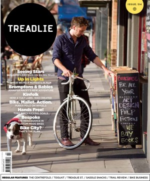 Treadlie Magazine Issue 4 September 2011