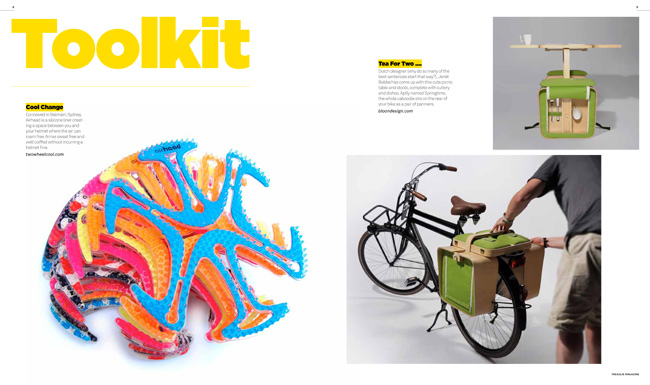 Treadlie Magazine Issue 9 December 2012