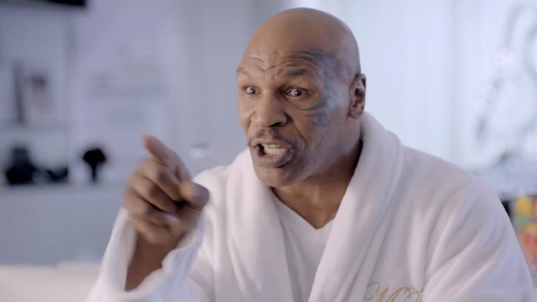 Beats - Mike Tyson