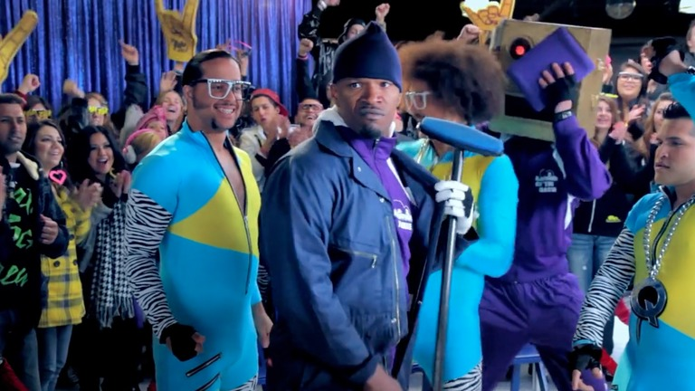 Lmfao Ft. Jamie Foxx - Yes