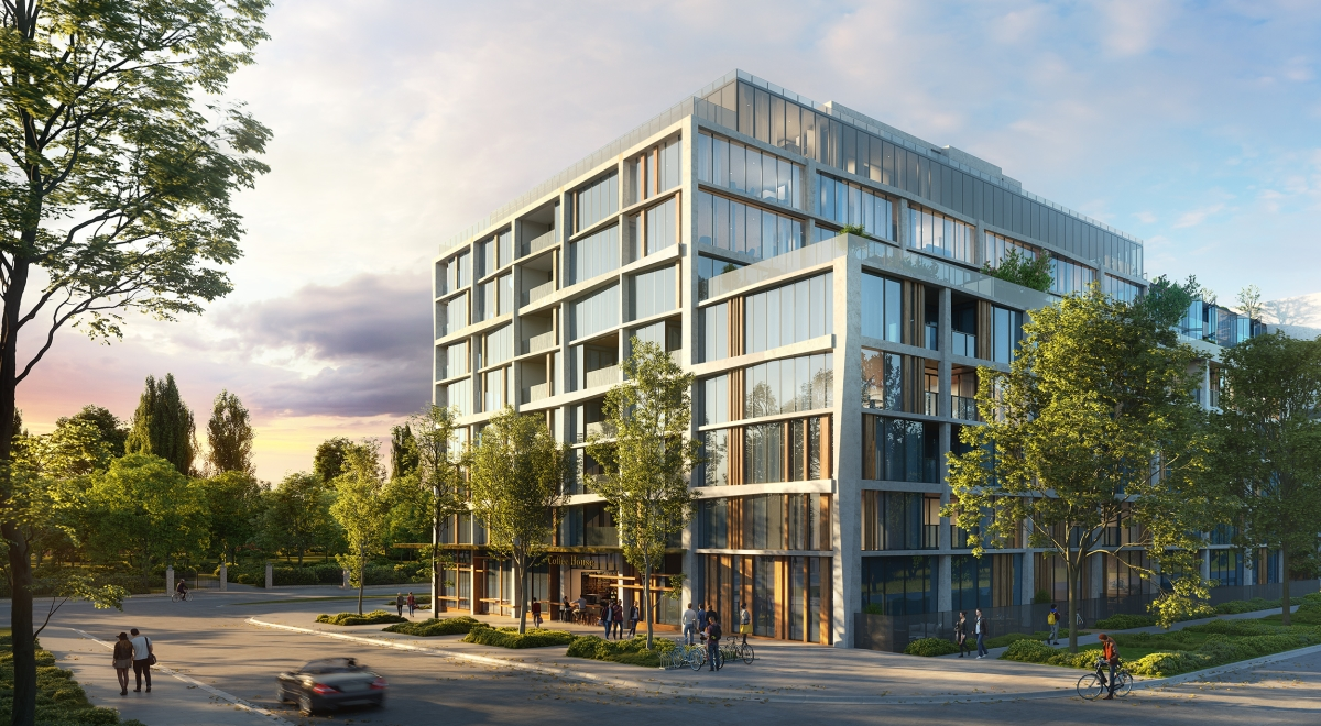 Geocon Unveils $65m Luxury Canberra Apartments