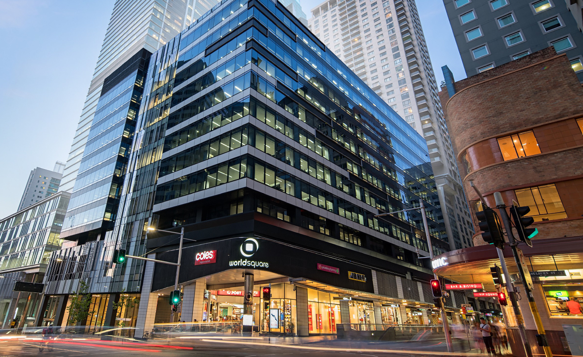 Credit Suisse Offloads 50 Stake In Sydney Building