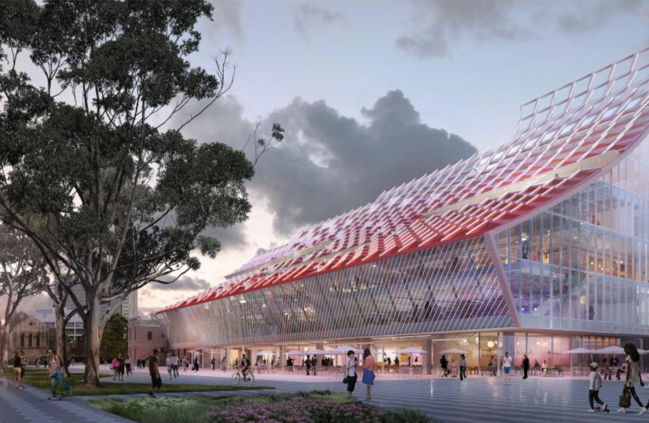 Plans Lodged for $130m Parramatta Square Development