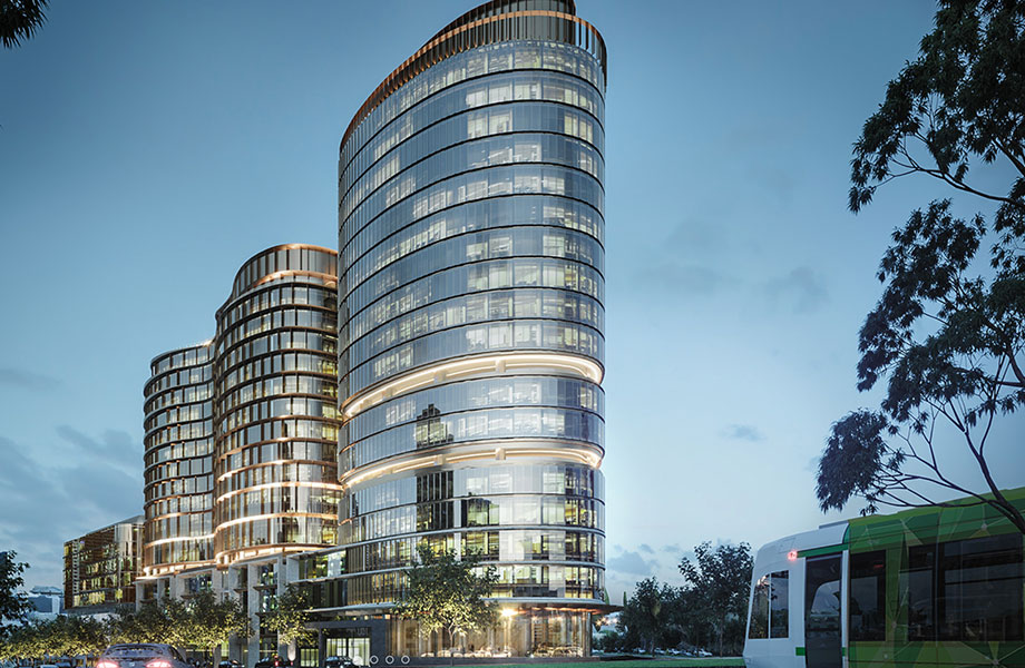 Trinity College Commits to Vertical Tower in $750m Education Hub