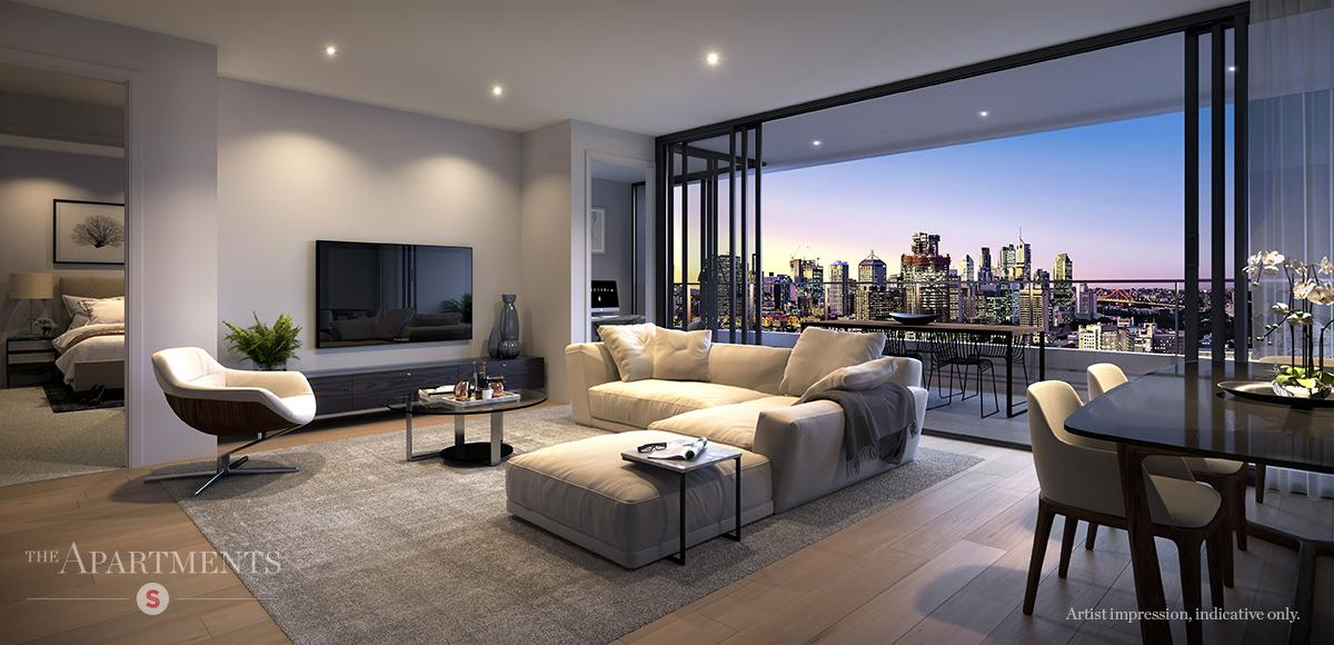 3-Bedroom-Living