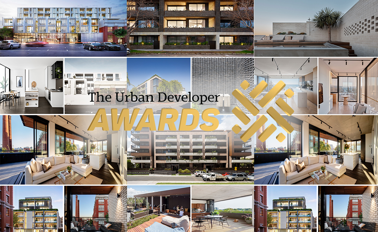 The shortlist: seven of the best medium density residential projects