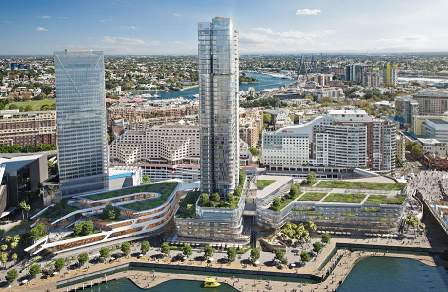 Proposed | DARLING HARBOUR | Harbourside | 40st/150m ...