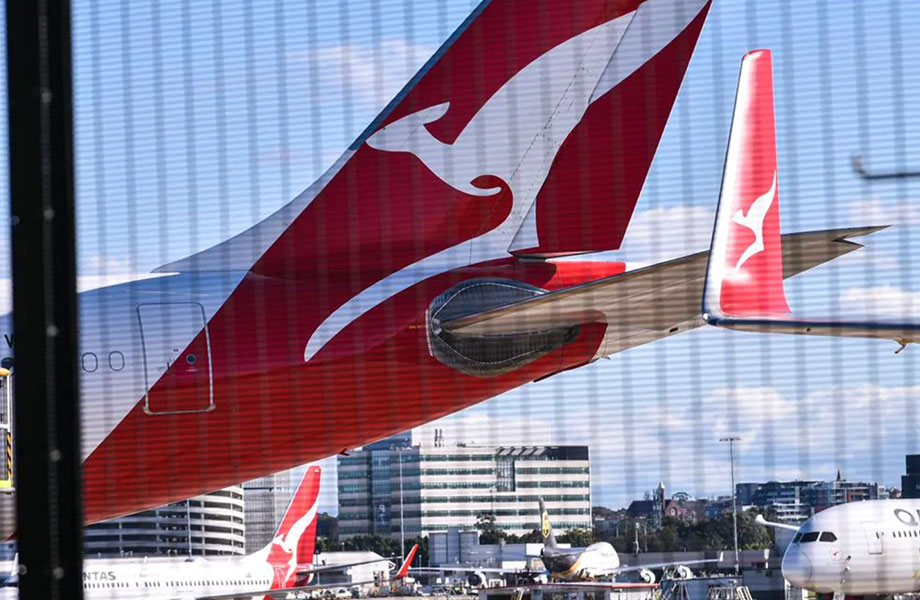 Qantas in Property Review