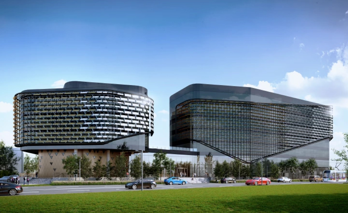 Growthpoint adds building at swan street business park - David jones head office australia ...