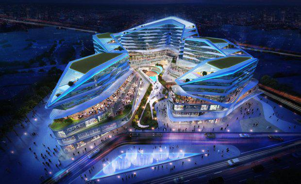 Arab-Engineering-Bureau-Mixed-Use-in-Al-Rayyan-Doha-Qatar