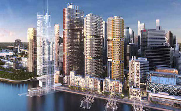 Lend Lease Appoints Veolia For Barangaroo South Energy