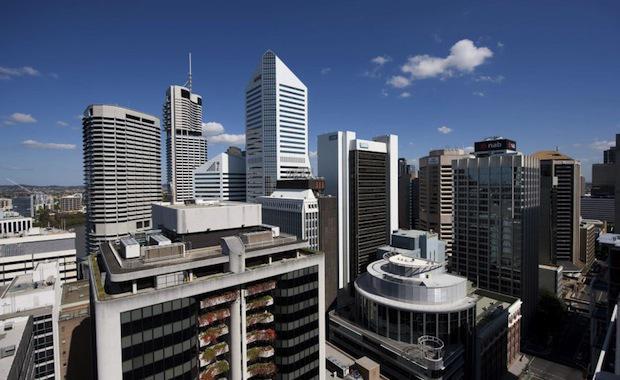 Brisbane-City-Buildings