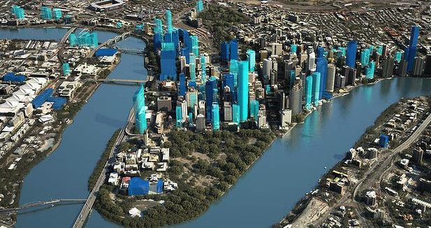 Brisbane-Planning