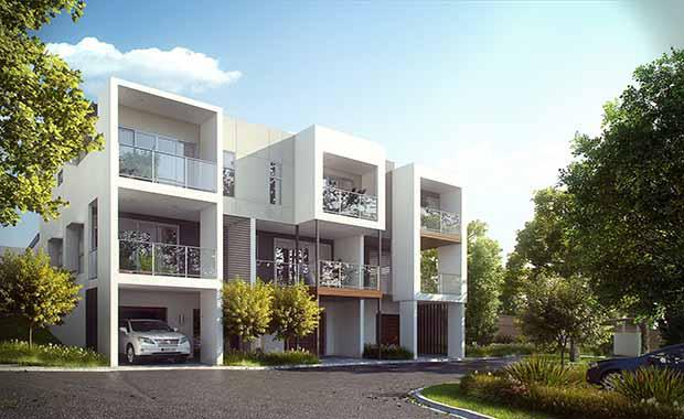 Mirvac plans 30m residential development for inner city for Mirvac home designs