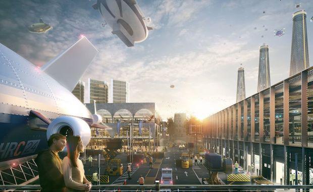Heathrow-City