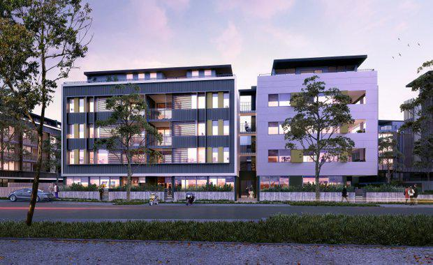 New apartments offer a 39 seachange 39 without having to leave for Arisen interior decoration contractors