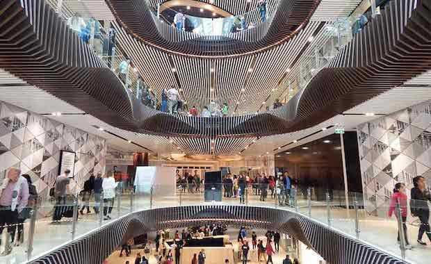 Melbourne-Retail