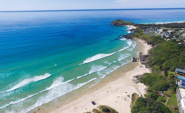 Last Vacant Cabarita Beachfront Lot Soon To Go Under The ...