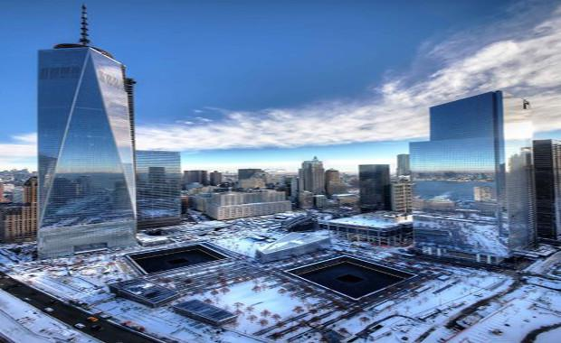 One world trade center a city stands tall once more for Arisen interior decoration contractors