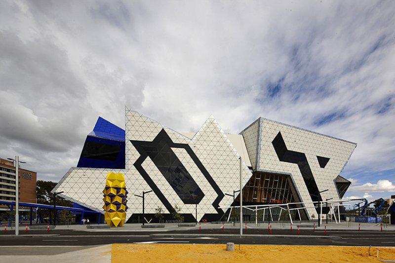 Perth-Arena