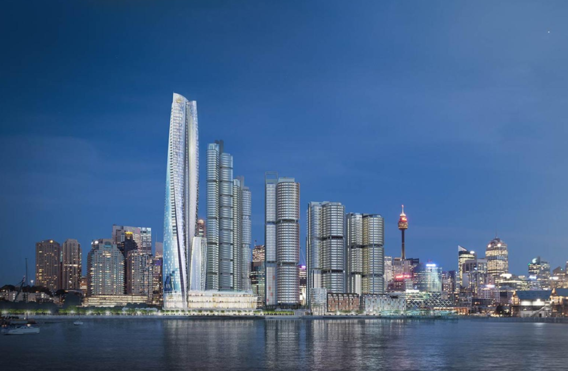 Nsw Planning Recommends One Sydney Harbour At Barangaroo