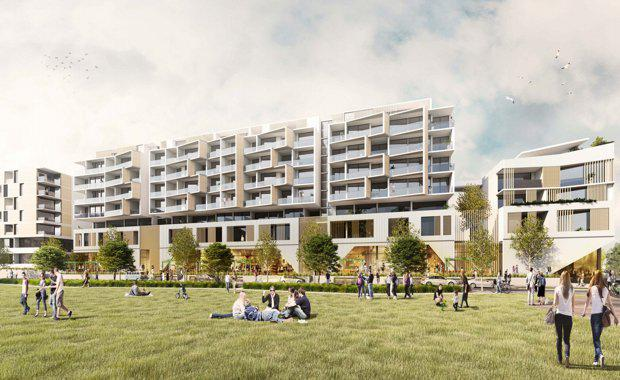 Ashmore Street Design Wins The Right To Join Erskineville