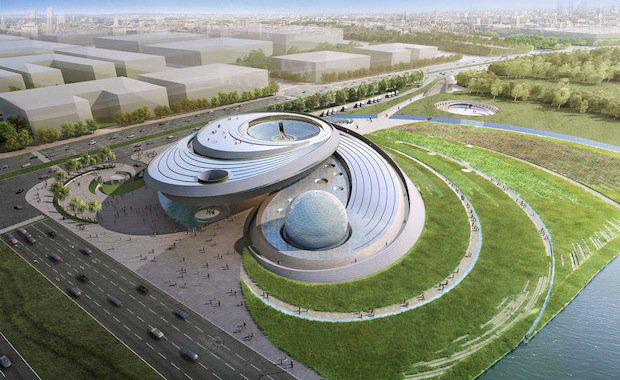 Shanghai-Planetarium