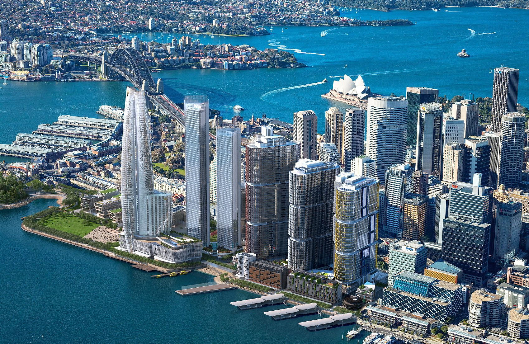 Crown Barangaroo