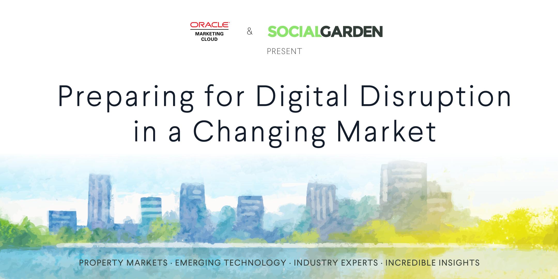 Technology Management Image: Key Experts Prepare You For Digital Disruption