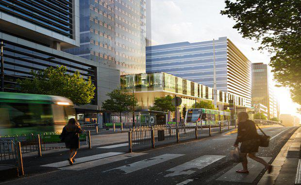 Amp signs on as major tenant at melbourne quarter for Urban planning firms melbourne