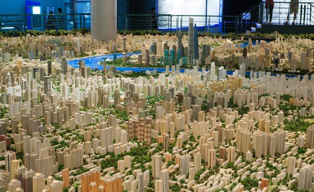 shanghai-model