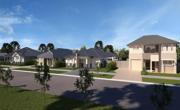 Avjennings launches new development on nsw central coast for Av jennings home designs house